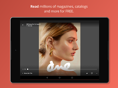 App issuu - Read Magazines APK for Windows Phone