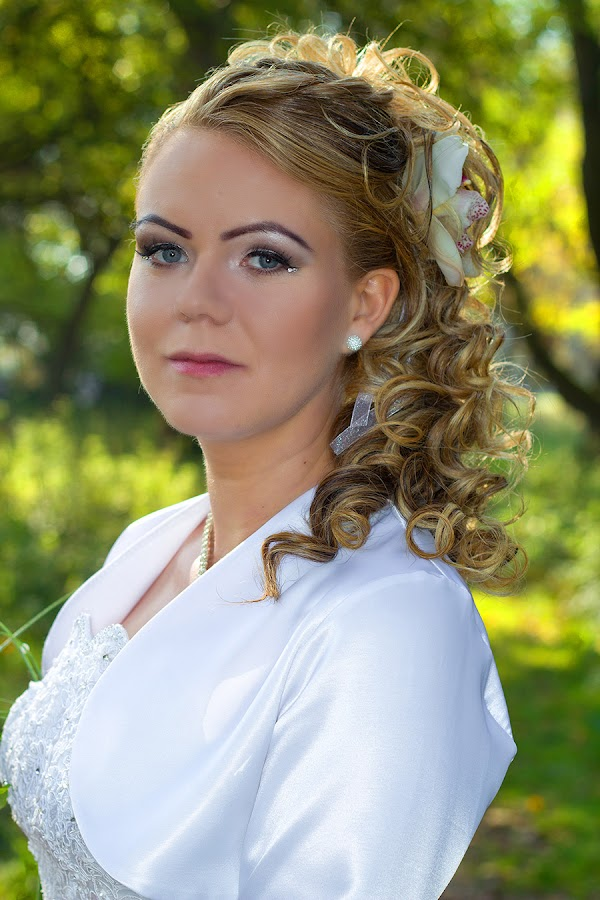 dgfgdfghdfh by Ingrid Vasas - Wedding Bride ( dgdfhh )