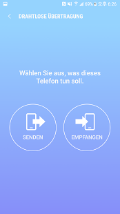 Samsung Smart Switch Mobile – Miniaturansicht des Screenshots