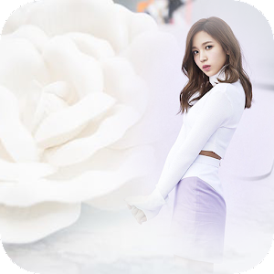 Download free White Rose Photo Frame for PC on Windows and Mac