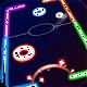 Laser Glow Hockey : Color Hockey