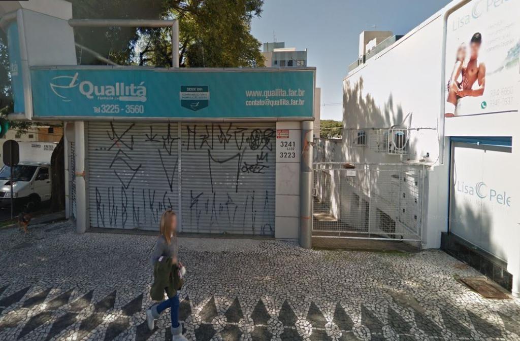 BA0022-ROM, Barracão, 165 m² para alugar no Portão - Curitiba/PR