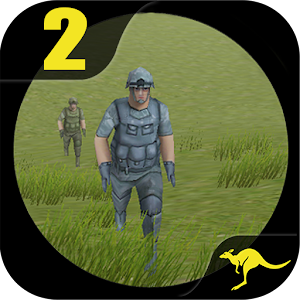 Mountain Sniper Shooting 2: Modern Sniper War
