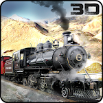 Cargo Train Hill Climb 3D Sim 1.1 Apk