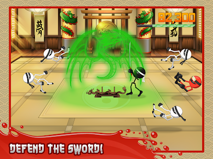 Game Stickninja Smash APK for Kindle