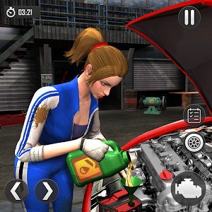Car Mechanic 2018 For PC / Windows 7/8/10 / Mac – Free Download