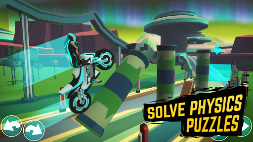 Gravity Rider: Space Bike Racing Game Online For PC
