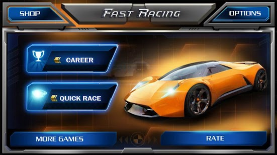 Free Fast Racing 3D APK for Windows 8