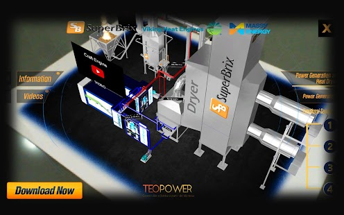 Teo Power - screenshot