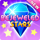Game Bejeweled Stars: Free Match 3 version 2015 APK