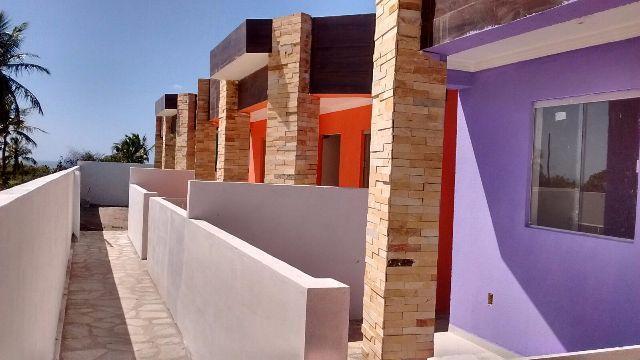 Casa com 2 dormitórios - Praia de Carapibus