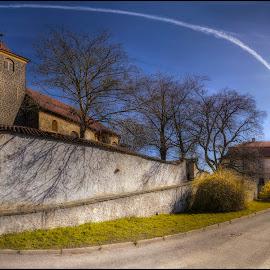 from  Čelakovice by Jana Vondráčková - City,  Street & Park  City Parks