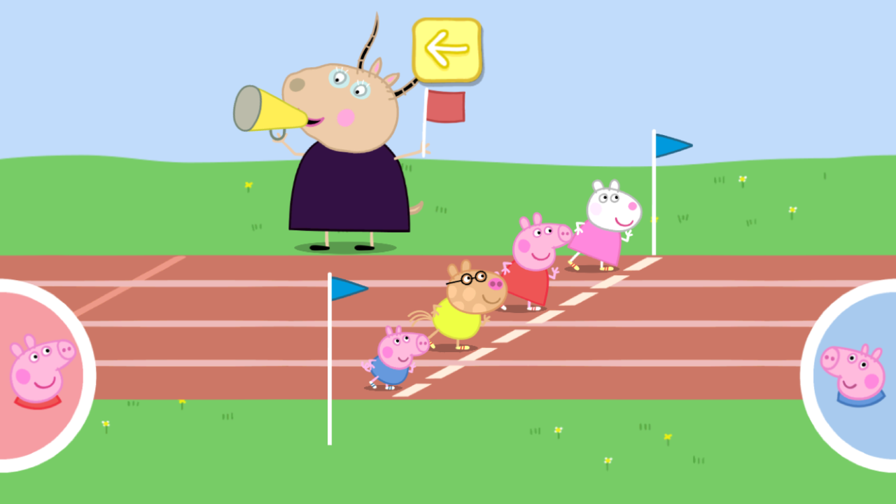 Peppa Pig: Sports Day Screenshot 1