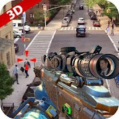 Sniper commandos shoot down APK for Bluestacks
