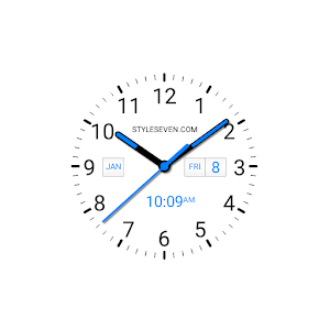 Analog Clock AW Plus-7