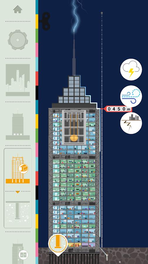 Wolkenkratzer von Tinybop android apps download