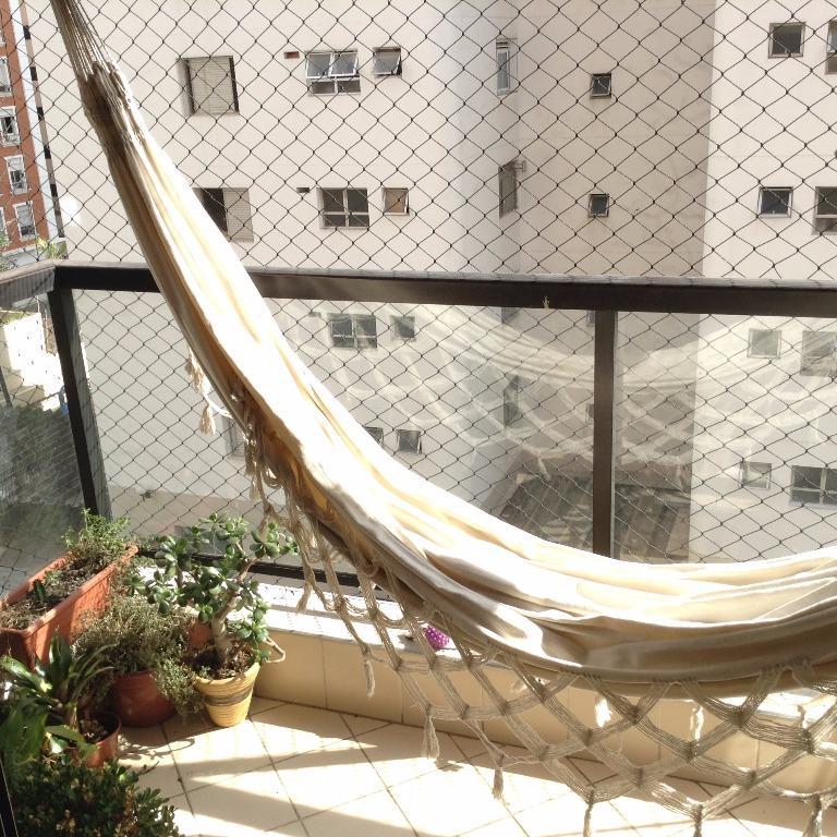 Apto 2 Dorm, Brooklin Paulista, São Paulo (AP16772) - Foto 4