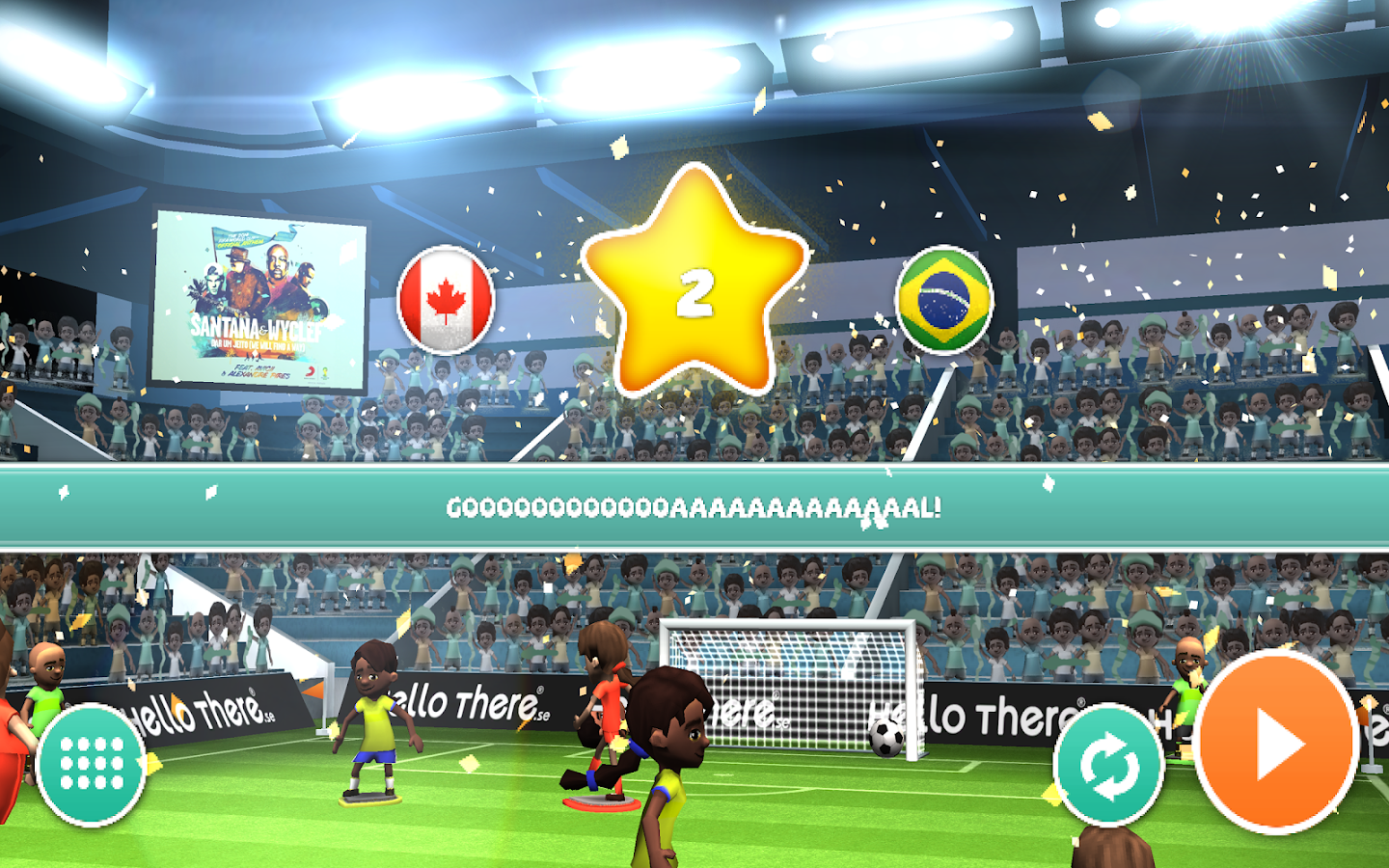 Find a Way Soccer: Women's Cup Screenshot 12