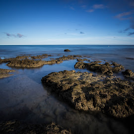 hening by Rudy Ziyad Gunawan - Landscapes Waterscapes ( indonesia, nature up close, beach, landscape )