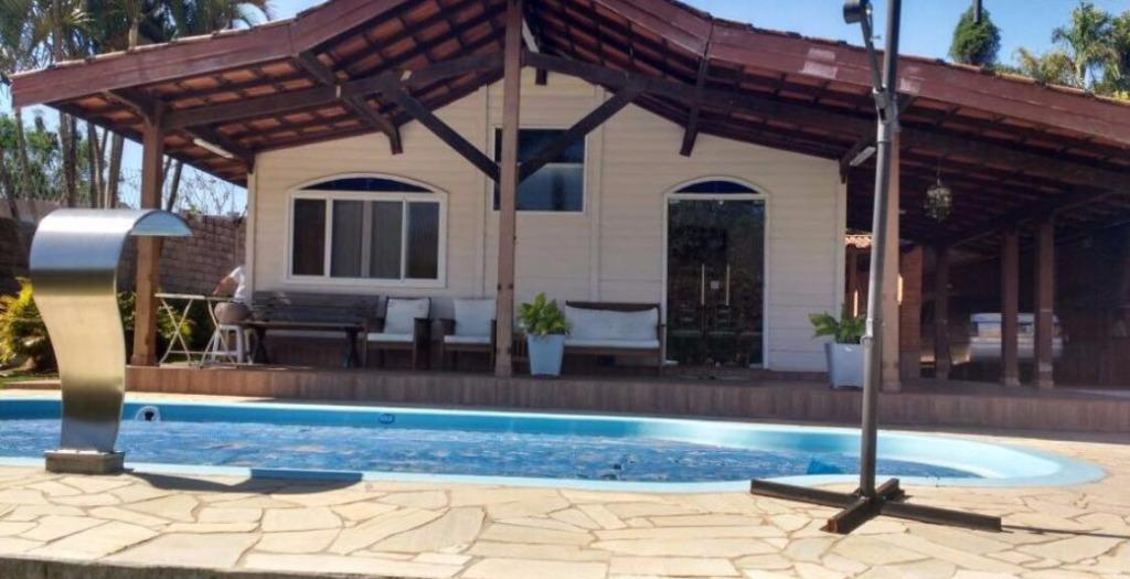 Casa com 6 dormitórios à venda, 295 m² por R$ 1.300.000 - Condomínio Estância Marambaia - Vinhedo/SP