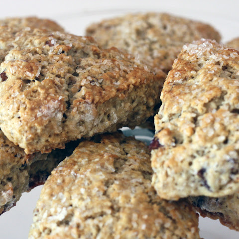 {RECIPE} Steel Cut Oatmeal Scones with Dried Plums... Yum!