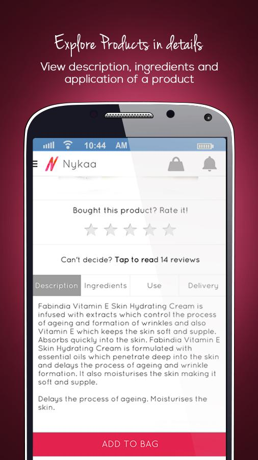 Nykaa - Beauty Shopping App Screenshot 1