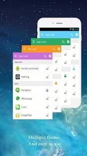 Free app AppLock Pro Tablet