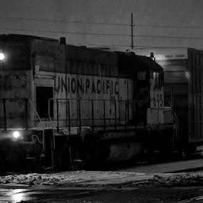 by Mat Hockett - Transportation Trains