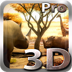 Africa 3D Pro Live Wallpaper Icon