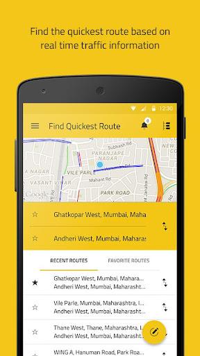 Traffline: Traffic & Parking screenshot 1