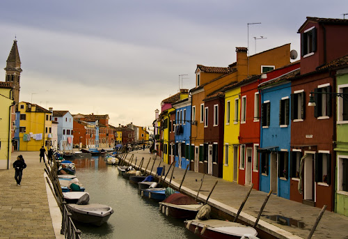 by Shivani Trehan - Buildings & Architecture Other Exteriors ( color, boats )