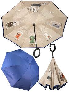 "Зонт ""Принт"", 8801"