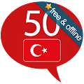App Learn Turkish - 50 languages APK for Kindle