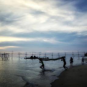 Tanjung Kalian, Bangka Island by Gie Nations - Landscapes Sunsets & Sunrises