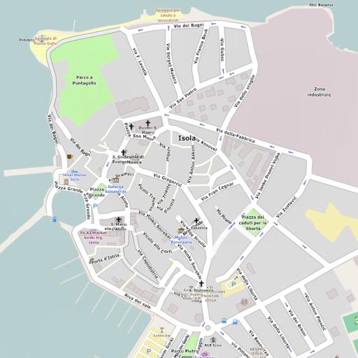 Android aplikacija Isola d'Istria na Android Srbija