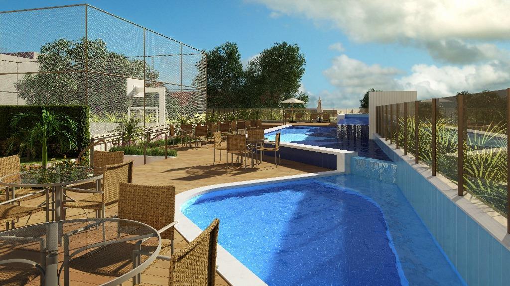 Apartamento residencial à venda, Jardim Luna, João Pessoa - AP3268.