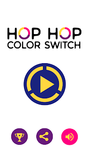 Hop Hop Color Switch 2 - screenshot