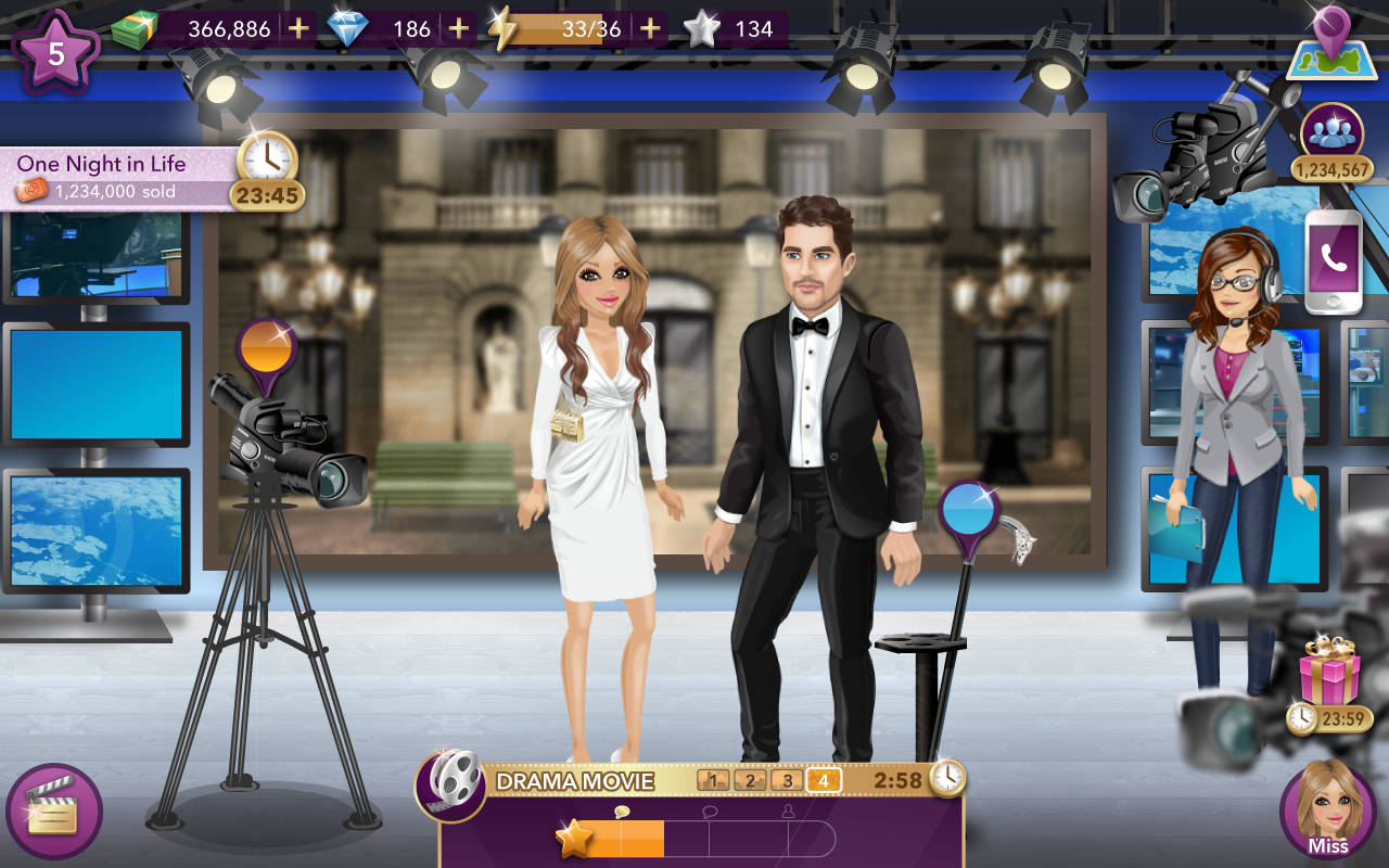 Hollywood Story Screenshot 19