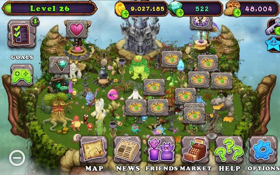 My Singing Monsters APK screenshot thumbnail 20