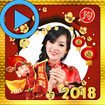 Chinese New Year Video Maker Icon