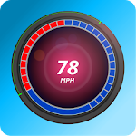 Trip Master Speedometer Icon