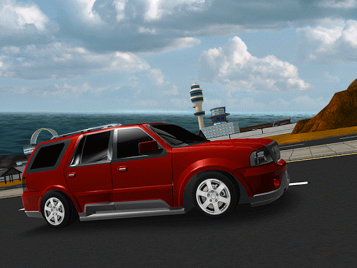 Cars Simulator 3d - screenshot