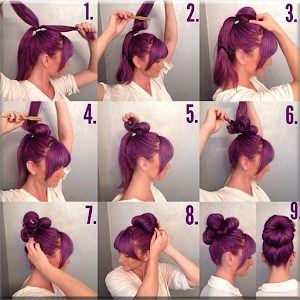 Girls Hairstyle Step by Step For PC