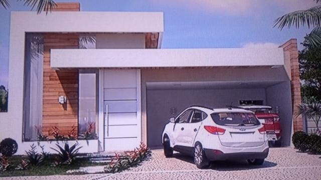 Casa em Construção - 3 dormitórios à venda, 155 m² por R$ 667.800 - Condomínio Olívio Franceschini - Hortolândia/SP