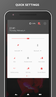 Caffene Light CM12/13 Theme- screenshot thumbnail