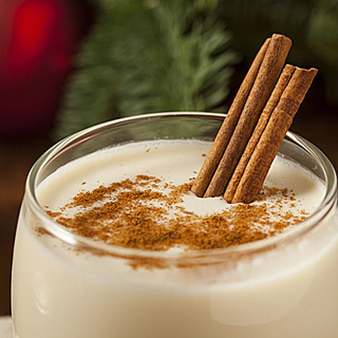 Modern Version of George Washington's Egg Nog