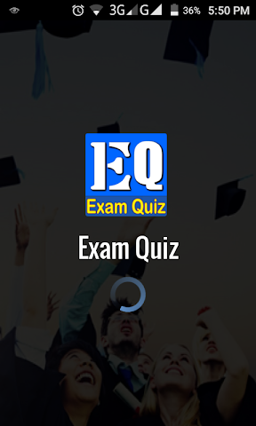 android Exam Quiz Screenshot 0
