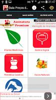 Screenshot of Guia de Preço de Remédio FREE