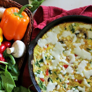 Frittata Spinach Cottage Cheese Recipes