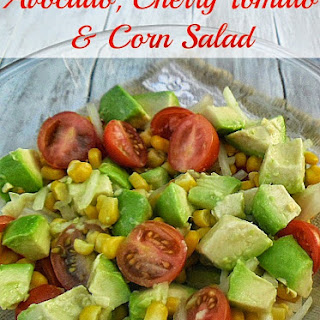 Corn Tomato Olive Salad Recipes